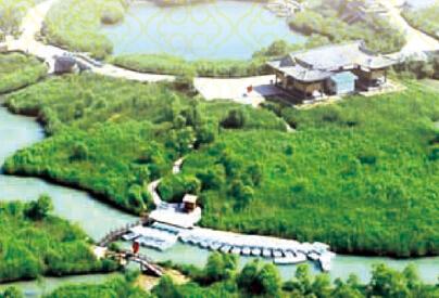洽川风景名胜区